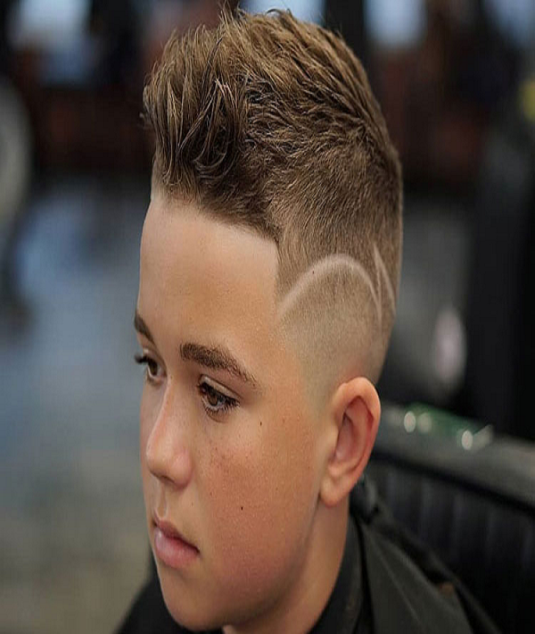 Boy's Hair Cut